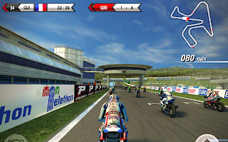 SBK15 Official Mobile Game 1.5.2 + data