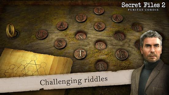 Secret Files 2: Puritas Cordis v1.1.1