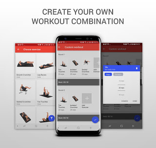 Spartan Six Pack Abs Workouts & Exercises PRO v3.0.3