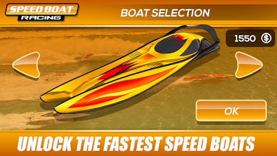 Speed Boat Racing v13.0