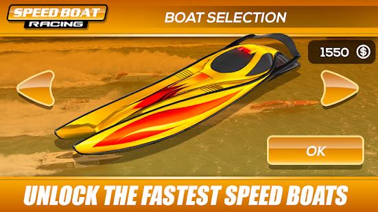 Speed Boat Racing v13.0