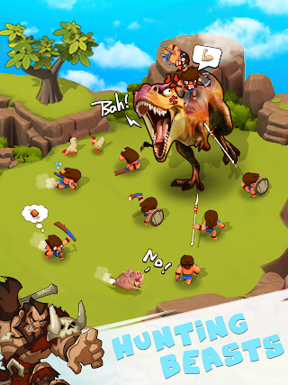 Tribes Age: Rise of Caveman v1.2.3