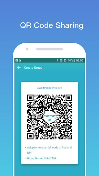 Zapya Go – Free File Transfer & Sharing v1.4