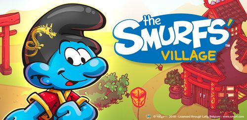 Smurfs' Village v1.66.0 + data