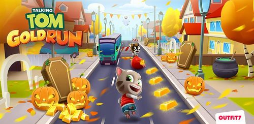 Talking Tom Gold Run 3D Game v2.9.8.137