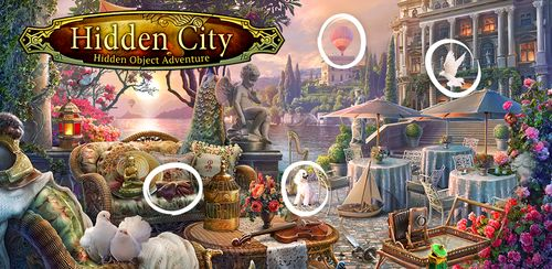 Hidden City®: Hidden Object Adventure v1.25.2504