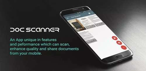 Document Scanner – PDF Creator v5.7.0
