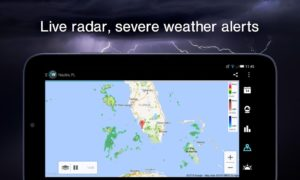 تصویر محیط 1Weather:Widget Forecast Radar v5.0.2.1