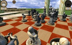 تصویر محیط Warrior Chess v1.28.24