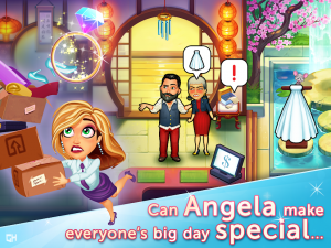 تصویر محیط Fabulous – Angela's Wedding Disaster v1.40