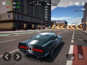 تصویر محیط Ultimate Car Driving Simulator v4.8