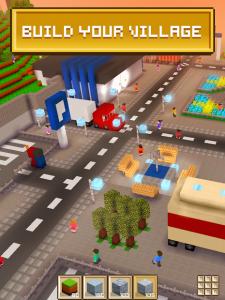 تصویر محیط Block Craft 3D: Building Simulator Games For Free v2.10.19