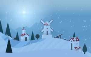تصویر محیط Alto's Adventure v1.7.11