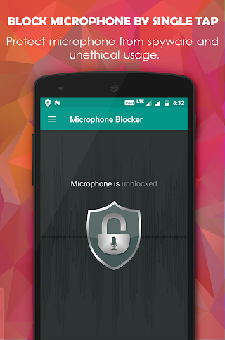 Microphone Blocker – Anti Spyware Pro v1.1.7