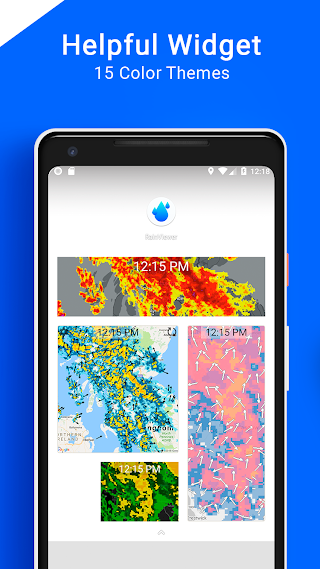 RainViewer: Weather Radar, Rain Alerts v1.9.4