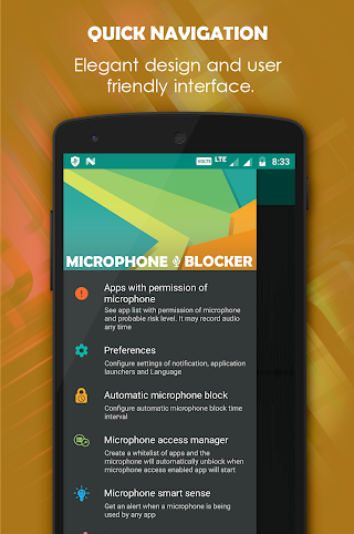 Microphone Blocker – Anti Spyware Pro v1.1.7