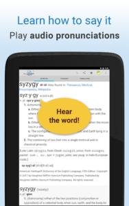 تصویر محیط Dictionary Pro v14 build 1402