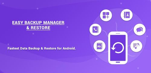 Easy Backup Manager & Restore PRO v1.8