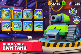 Tanks A Lot! – Realtime Multiplayer Battle Arena v1.39