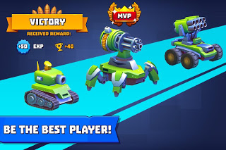Tanks A Lot! – Realtime Multiplayer Battle Arena v1.30