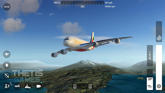 Flight Simulator 2018 FlyWings Full v1.2.8 + data
