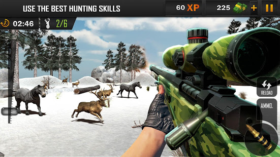 Animal Hunting Sniper Shooter v1.7
