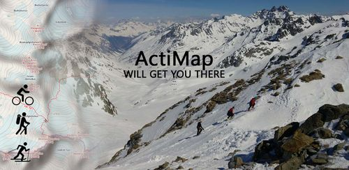 ActiMap – Outdoor maps & GPS v1.8.1.4