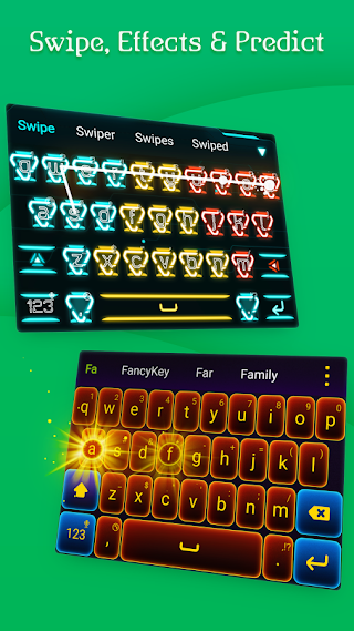 FancyKey Keyboard – Cool Fonts v4.5 build 4102