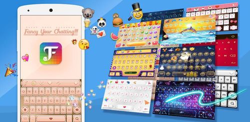 FancyKey Keyboard – Cool Fonts, Emoji, GIF,Sticker v4.7