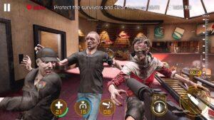 تصویر محیط Kill Shot Virus: Zombie FPS Shooting Game v2.1.3