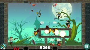 تصویر محیط Stupid Zombies v3.2.3