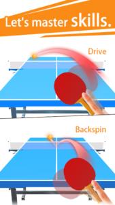 تصویر محیط Table Tennis 3D Virtual World Tour Ping Pong Pro v1.1.8