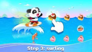 تصویر محیط Baby Panda's Vacation v8.34.00.00