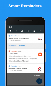 تصویر محیط Bills Reminder, Payments & Expense Manager App v1.8.1