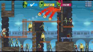 تصویر محیط Stupid Zombies 3 v2.11