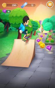 تصویر محیط Bus Rush 2 Multiplayer v1.30.00