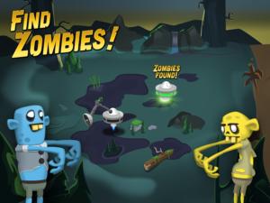 تصویر محیط Zombie Catchers v1.22.2