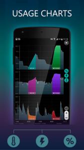 تصویر محیط Battery HD Pro v1.70.01