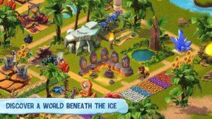 تصویر محیط Ice Age Village v3.6.0f