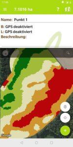 تصویر محیط GeoField v1.4.4