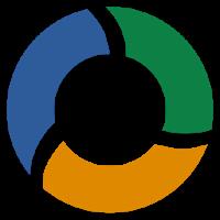 نرم افزار بروز رسانی خودکار اطلاعات گوگل درایو آیکون
