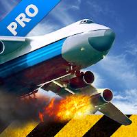 بازی فرود هواپیما با 120 مرحله آیکون