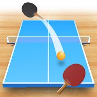 بازی پینگ پنگ آیکون