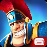 بازی استراتژیک پیروزی کامل ارتش روم آیکون