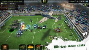 تصویر محیط FootLOL: Crazy Soccer v1.0.8