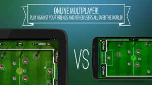تصویر محیط Slide Soccer Game – Online Football v3.2.0