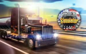 تصویر محیط Truck Simulator USA v4.0.3 + data