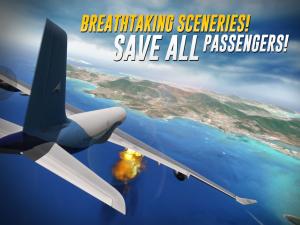 تصویر محیط Extreme Landings Pro v3.6.3 + data