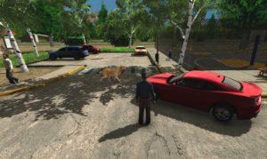 تصویر محیط Real Car Parking 3D v5.9.4 + data