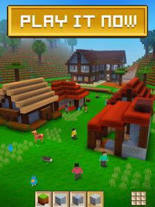 تصویر محیط Block Craft 3D: Building Simulator Games For Free v2.12.23